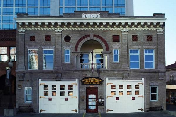 Colorado Firefighters Museum in Colorado