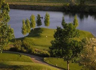 Fossil Trace Golf Club in Colorado
