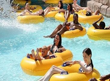 Lakeside Amusement Park in Colorado