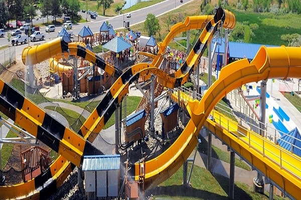 Theme Parks in Colorado